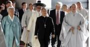 Апел на корейските религиозни лидери за истински мир