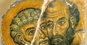 Апостолите Петър и Павел - еднакви, но и толкова различни
