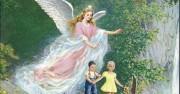 Благодарите ли за ангелите?