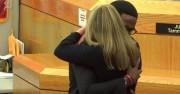 Млад християнин прощава на убийцата на брат си