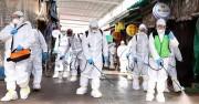Първи ден без нови заразени в Ухан, Китай