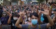 Стотици арести в Хонконг в първия ден от новите рестрикции на Китай