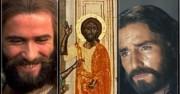 Исус в черно и бяло