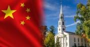 Китай превръща църкви във фабрики