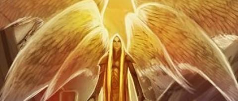 Последните дни - светлият ангел