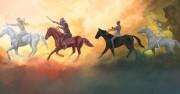 Откровението и четиримата конници